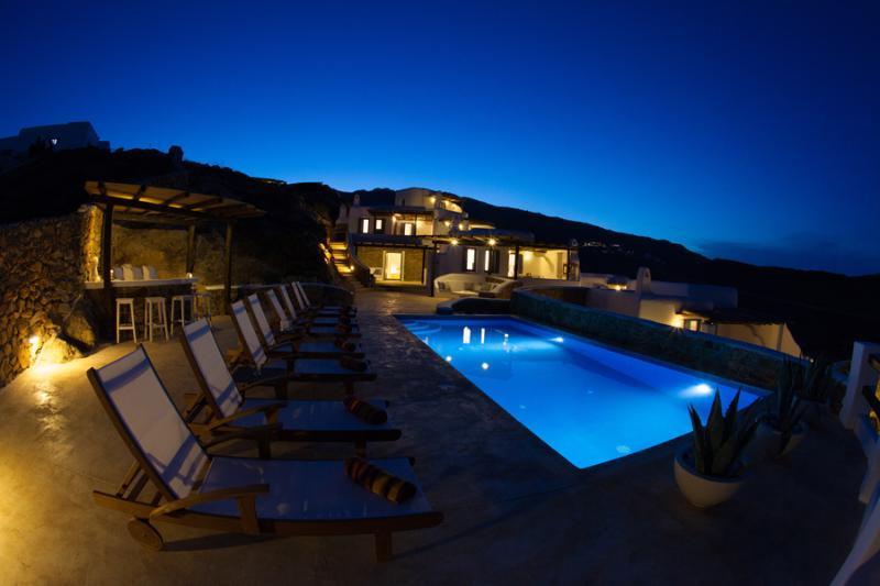 Mykonos Panormos - 2BD Shared Pool Villa - Image 1 - Mykonos - rentals