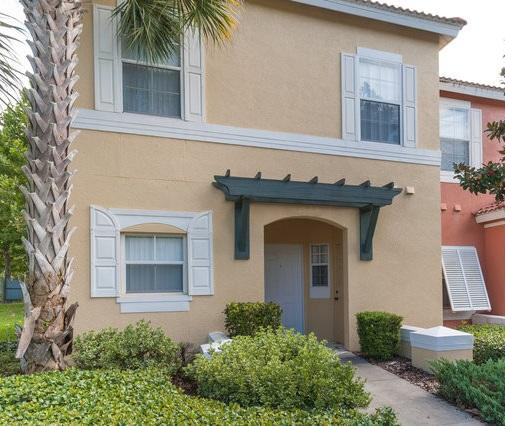EMERALD ISLAND (8452CCL) - 3BR 2.5BA townhome, gated Resort, 10 min to Disney - Image 1 - Kissimmee - rentals