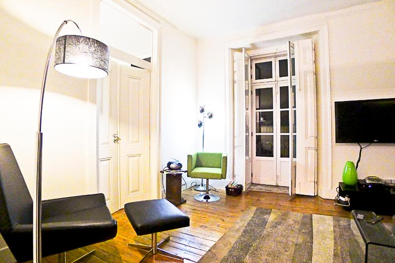 CN - Wonderful 3 bedroom apartment - Image 1 - Lisbon - rentals