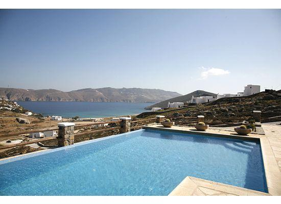 Pool View - Anassa Residence & Guest House - Panormos - rentals