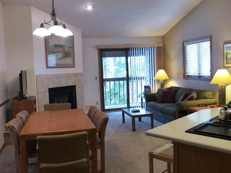 Living room - Indian Peaks - Fraser - rentals