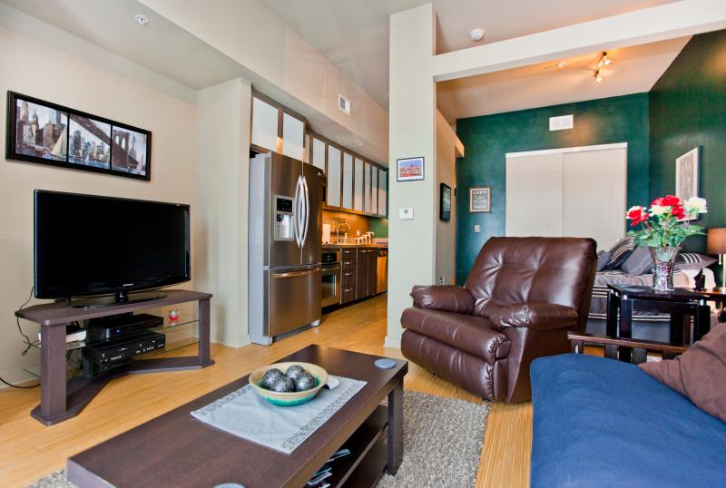 Downtown Nashville condo in the Gulch! - Image 1 - Nashville - rentals