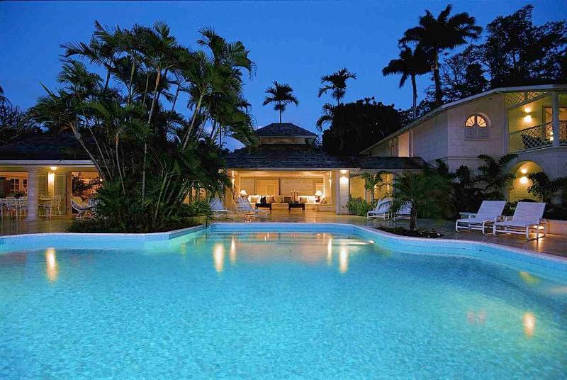 Bluff House at Sandy Lane Estate, Barbados - Ocean View, Walk To Beach, Pool - Image 1 - Sandy Lane - rentals