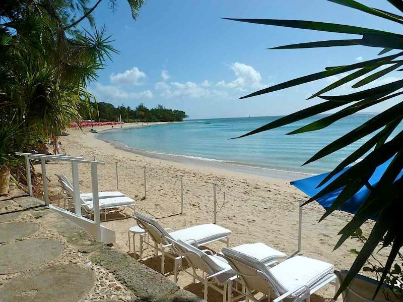 Landmark House & Cottage at Sandy Lane Beach, Barbados - Beachfront, Gated Community, Pool - Image 1 - Sandy Lane - rentals