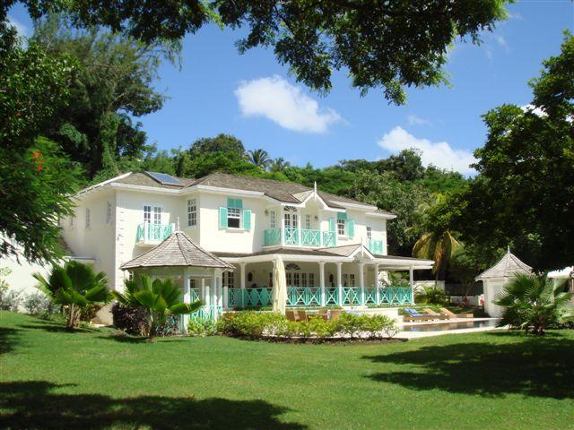 Moon Dance at Sandy Lane Estate, Barbados - Golf Course View, Gated Community, Pool - Image 1 - Sandy Lane - rentals
