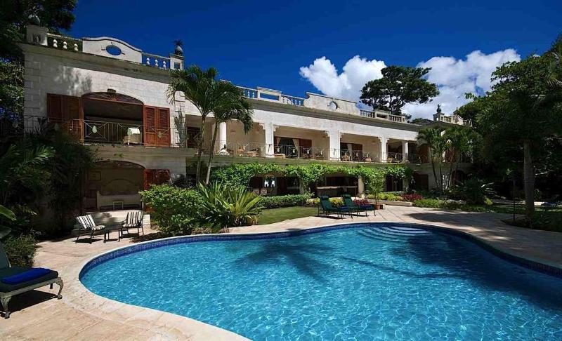 Moon Reach at The Garden, Barbados - Beachfront, Pool, Tropical Garden - Image 1 - The Garden - rentals