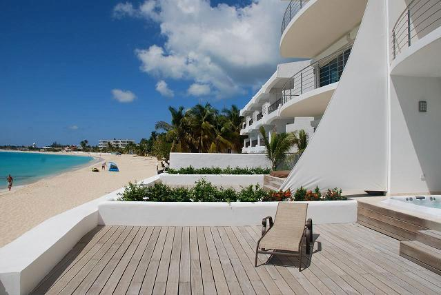 Aqualina #102 at Simpson Bay Beach - Image 1 - Sint Maarten - rentals