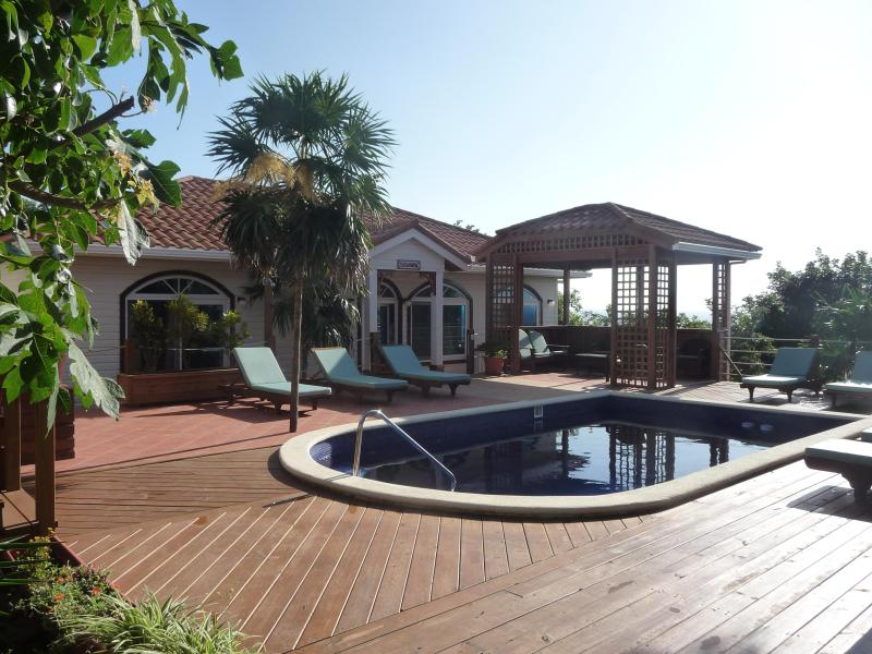 Casanueva and pool - Perfect 5 To 7 Bedroom Villa With Pool In West Bay - West Bay - rentals
