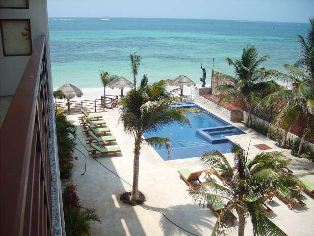 Paradise found! Escape to Puerto Morelos sleep 2-4 - Image 1 - Puerto Morelos - rentals