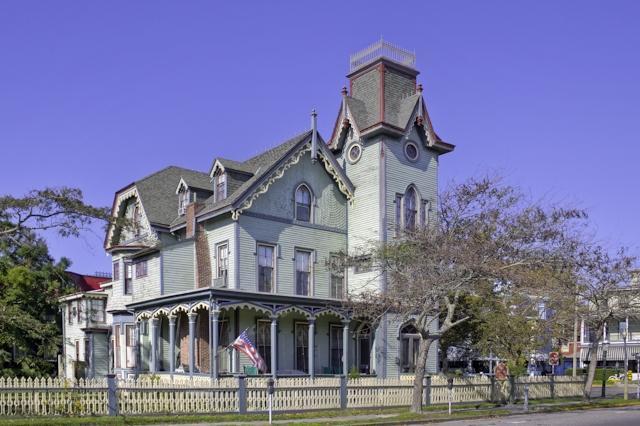 The Abbey - The Abbey (John B. McCreary House) - Cape May - rentals