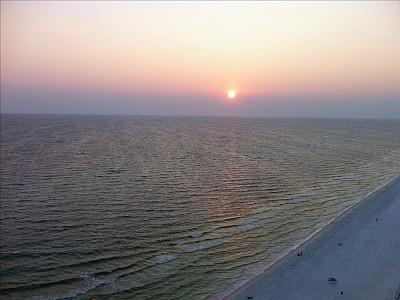 Sunset From Balcony! - Seychelles' Top Rated Luxury Condo 2 Beds/2 Baths - Panama City Beach - rentals