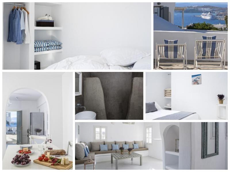 Villa Veggera Mykonos - Luxury 4 bedroom Villa - Image 1 - Mykonos - rentals