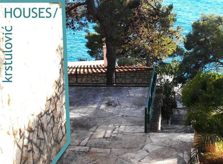 Beautiful house by the sea in Primosten - Roza - Image 1 - Primosten - rentals