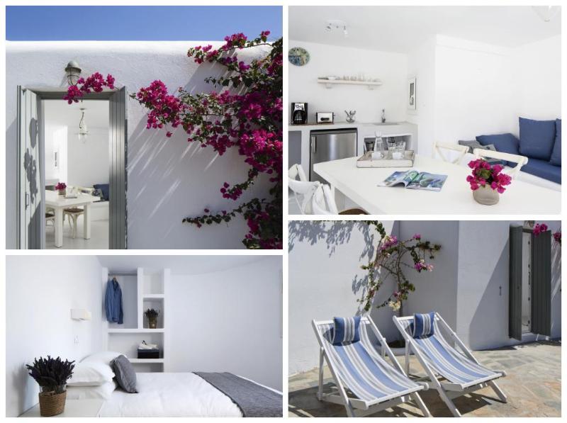 Camares Suite Mykonos-Luxury Suite with Pool - Image 1 - Mykonos - rentals