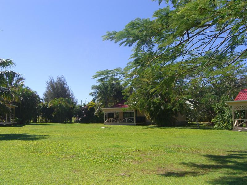 Great family area.Room to Relax and chill out . - Nikao Cottages - Rarotonga - rentals