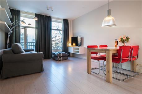 Dapper Market Apartment 5 - Image 1 - Amsterdam - rentals