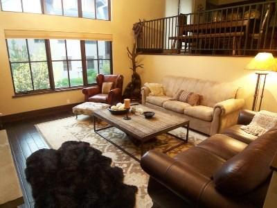 Sun Valley Hourglass Townhome - Image 1 - Ketchum - rentals