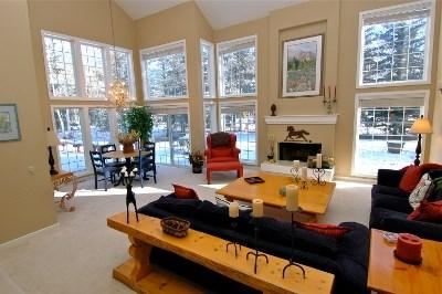 Sun Valley Luxury Vacation Rental  Living Room Area - Lane Ranch Family Home: Dogwood Lane 4 - Ketchum - rentals