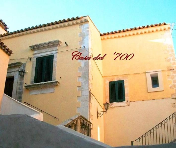 """""""Casa del '700"""" in  AVOLA city by the sea - Image 1 - Avola - rentals"""