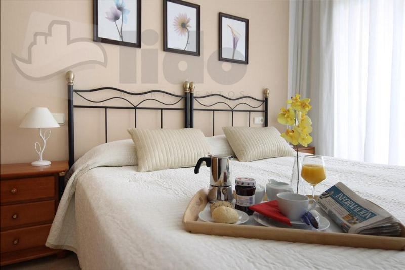 Bedroom - Unique seaside apartments at Benidorm beach - Benidorm - rentals