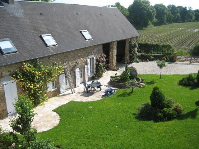 Front garden - Cider Cottage - Sartilly - rentals