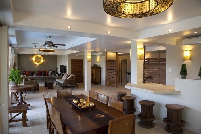 very spacious living room - Villa Dali - Koh Samui - rentals
