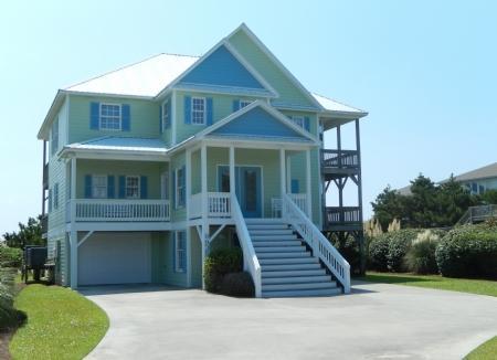 Sea Jay Front Exterior - Sea Jay - Moncks Corner - rentals