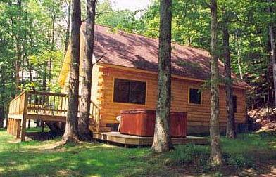 Almost Heaven - Image 1 - Cabins - rentals