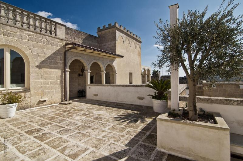 Terraces & Tower - Salento, Apulia,luxury style in casual atmosphere. - San Cassiano - rentals