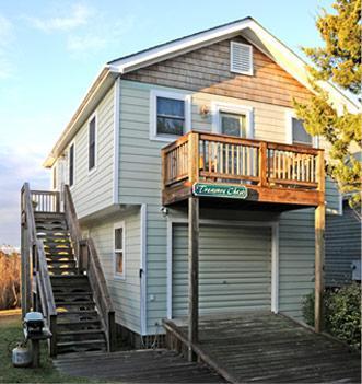 Road Side - Treasure Chest - Ocracoke - rentals