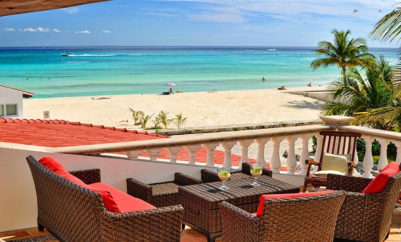MAYA - DMAR5 - Mediterranean flavor , just few steps from the beach - Image 1 - Riviera Maya - rentals