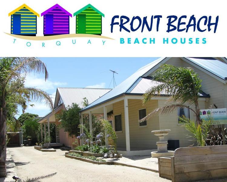 Front of Beach house # 1 - *Front Beach Torquay*  Beach Houses OCEAN VIEWS - Torquay - rentals