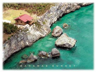 Aerial View - Bahama Sunset - Paradise is not an Illusion ! - Gregory Town - rentals