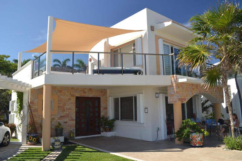 Casa Grande Awaits You! - Casa Grande in Playacar Phase 1 - Playa del Carmen - rentals