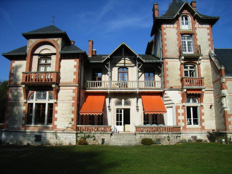 Chateau De Bois Rabot - Image 1 - Pierrefitte sur Sauldre - rentals
