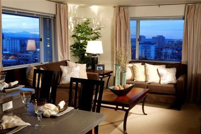 Beautiful Views of Denver & Rocky Mountains - *30-Nite Minimum Stay - Furn 1 BR  in Denver $1650 - Denver - rentals