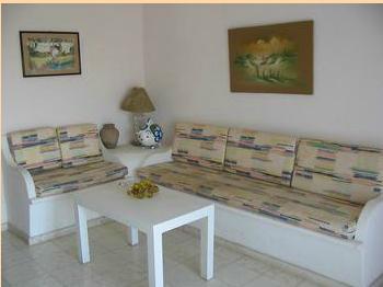 living room Apt C - La Perlita apartments lovely economical w/pool-B - Bucerias - rentals