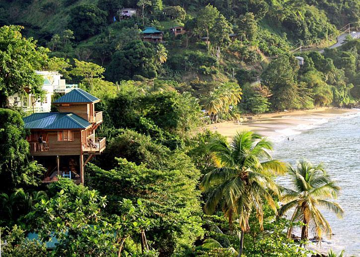 SeaScape! - SeaScape On Heavenly Bay, Beachfront Accommodation - Castara - rentals