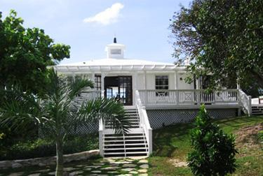 The Great Hall - Tir Na N'og Beachfront Estate - Governor's Harbour - rentals