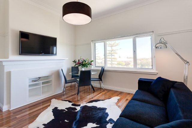 Living area - Cottesloe Beach Deluxe - Perth - rentals