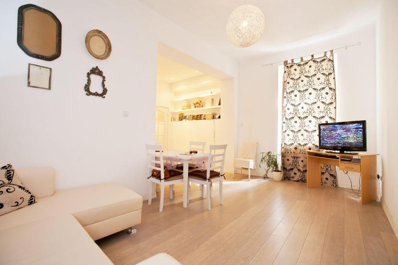 Living Room - Funicular - Centar 2 Bed New Flat to Rent - Zagreb - rentals