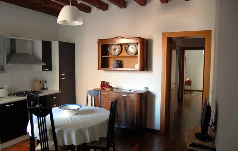 dining_room - HARMONY - SAN BASILIO_in Venice_Dorsoduro - Venice - rentals