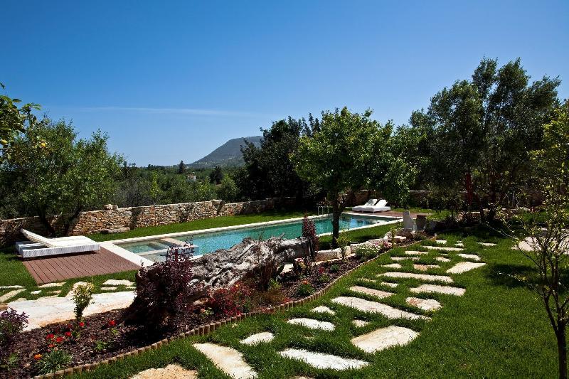Villa Olive Villa in Crete for rent, holiday villa Crete chania, Villa with pool in crete, holiday in crete - Image 1 - Gavalohori - rentals