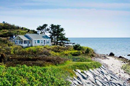 THE WATERFRONT COTTAGES ON VINEYARD SOUND - WT JFIN-75 - Image 1 - West Tisbury - rentals
