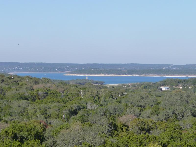 Awesome Lake View from deck - Beautiful Lake & Hill Country Views - Canyon Lake - Canyon Lake - rentals