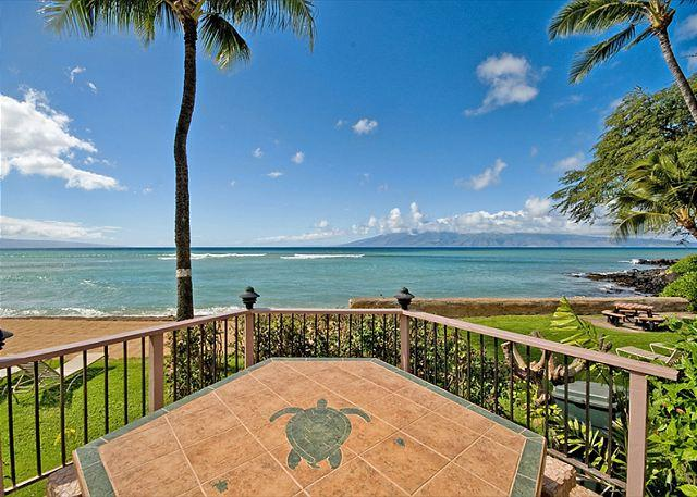 Summer Rate $165 per night!! Steps to the Ocean!! - Image 1 - Lahaina - rentals