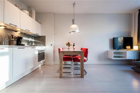 Dapper Market Apartment 6 - Image 1 - Amsterdam - rentals