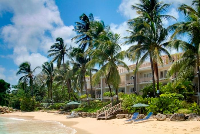 Reeds House Penthouse #13 at Reeds Bay, Barbados - Beachfront, Gated Community, Pool - Image 1 - Reeds Bay - rentals