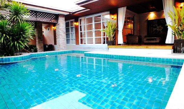 Luxury 4 Bedroom Villa with Private Pool - Luxury 4 Bedroom Bungalow with Private Pool - Pattaya - rentals