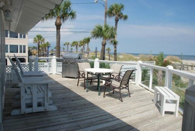 Porch - #1 - 18th Street UPPER - prices listed may not be accurate - Tybee Island - rentals